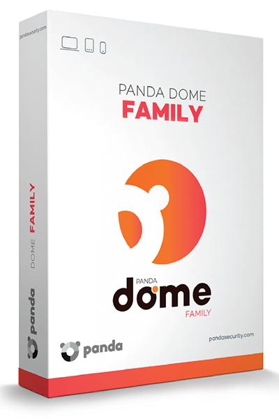 Родительский контроль Panda Dome Family Электронная версия для дома (на 3 устройства)