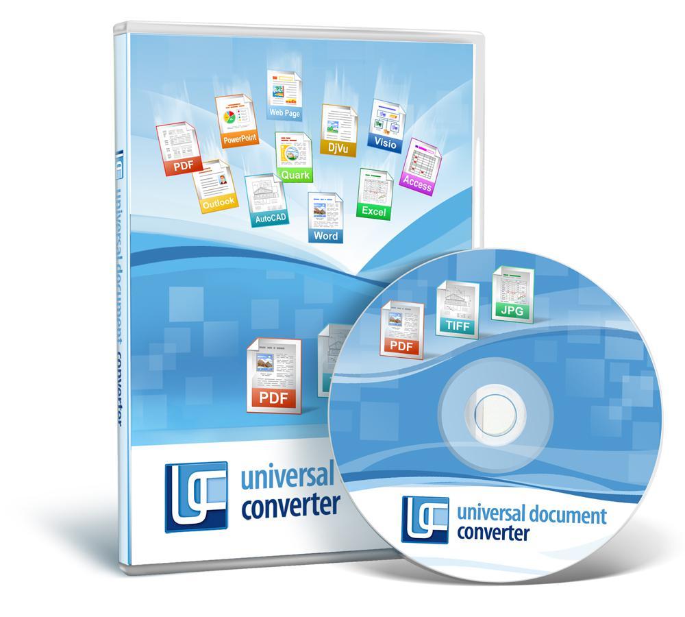 Universal Document Converter (интернациональная версия)