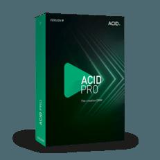 ACID Pro (электронная версия) 10