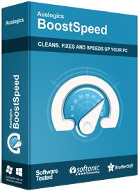 Auslogics BoostSpeed 10 от Allsoft