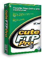 CuteFTP Professional. Купить в Allsoft.ru