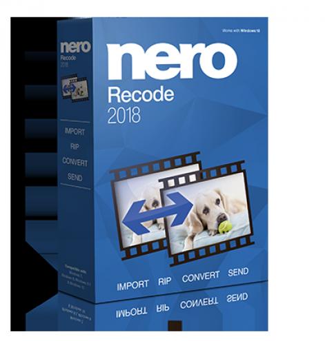 Nero Recode 2018 от Allsoft