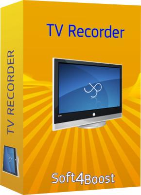 Soft4Boost TV Recorder 5.4.7.111