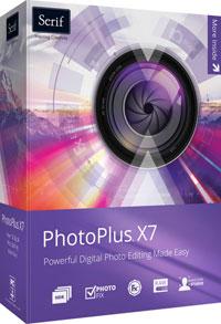 PhotoPlus X5 Russian
