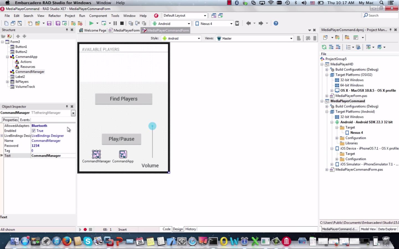 Delphi xe android на весь экран - d1