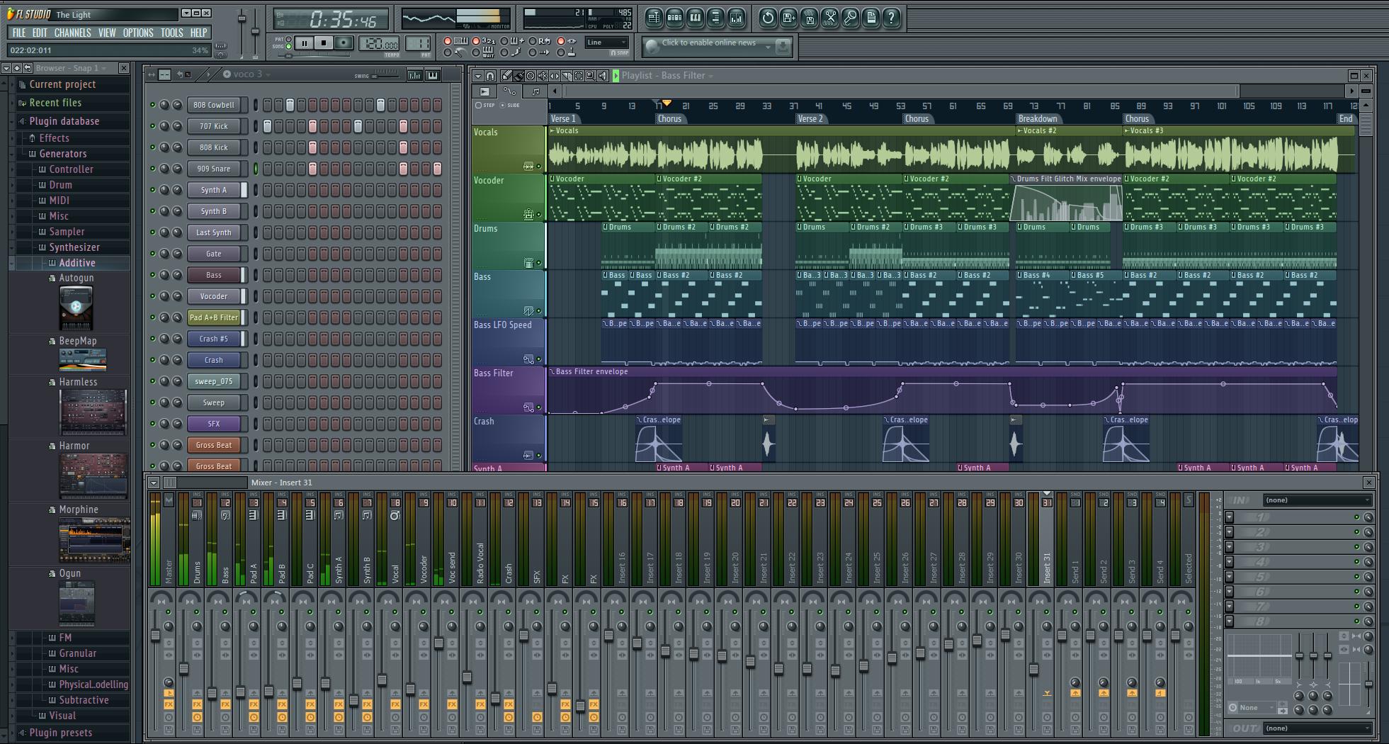 Fruity Loops Studio: Dank Beta nun auch auf dem Mac komponieren