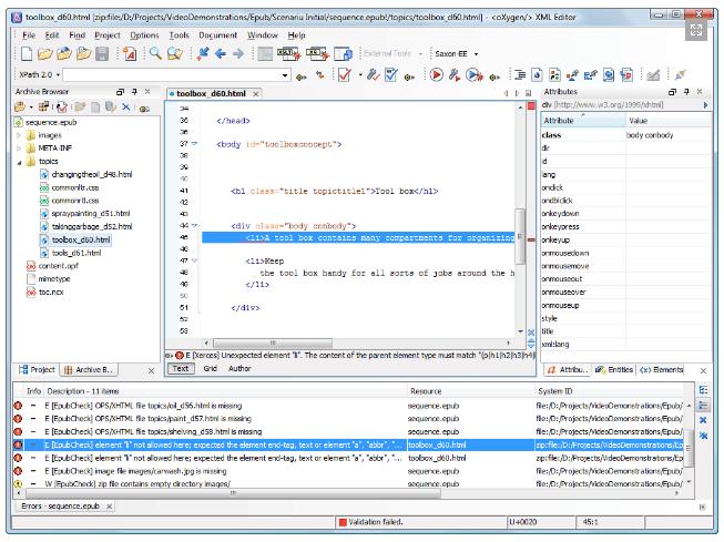 Купить oXygen XML Editor в Allsoft