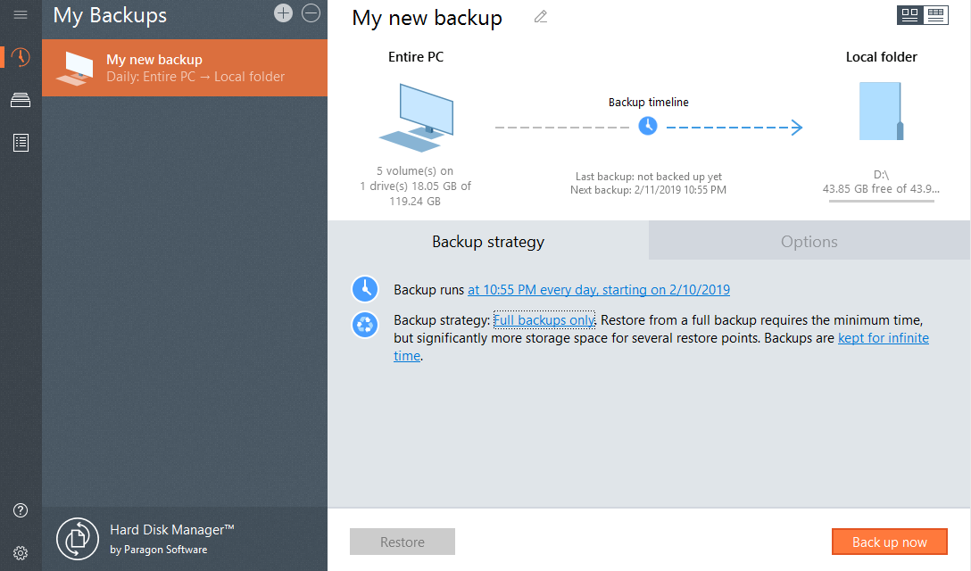 paragon partition manager 破解