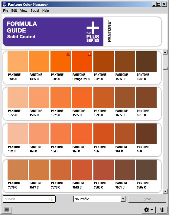 pantone color manager 10 10 10 10 - Pantone Color Manager